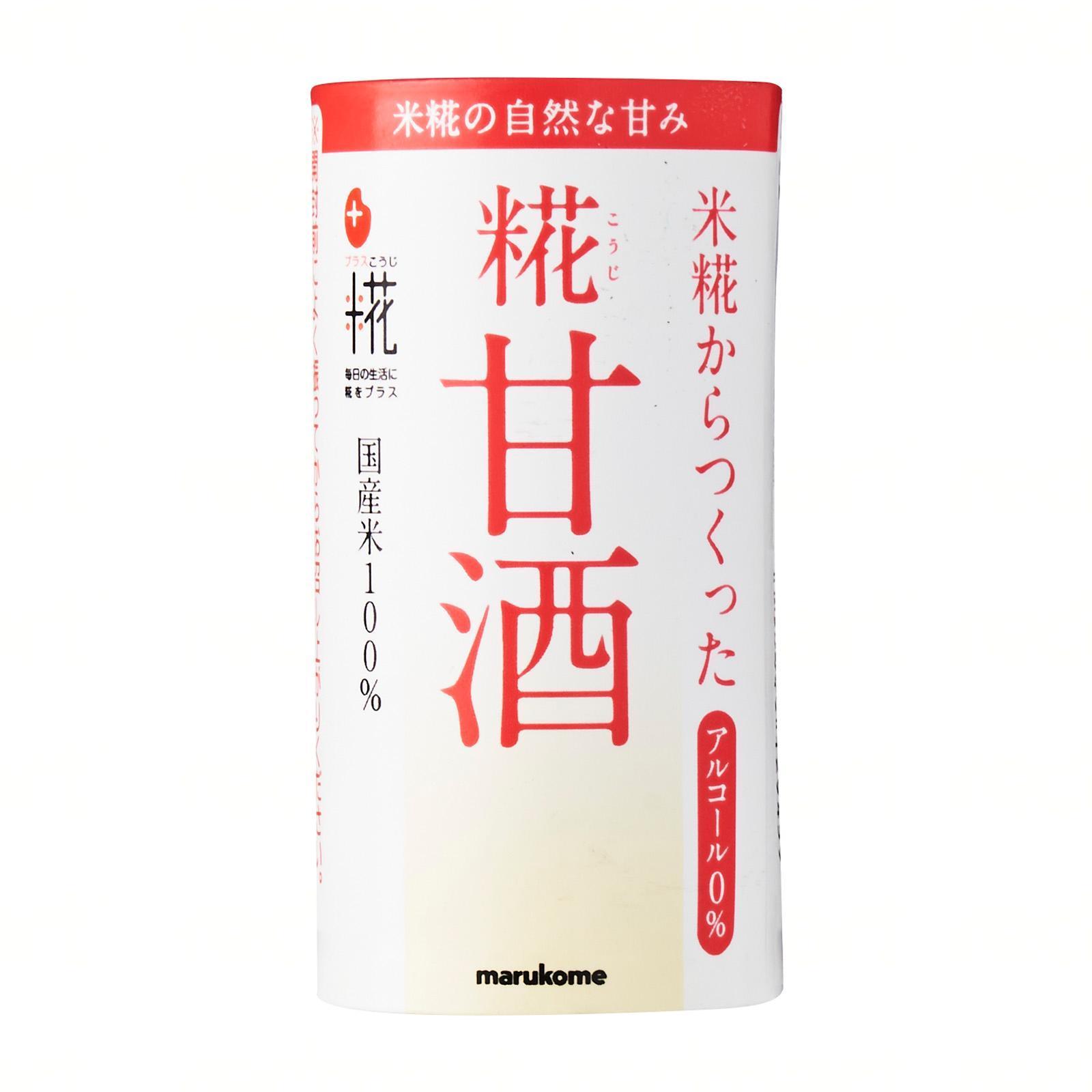 Marukome Original Flavour Amazake Drink - Jetro Special