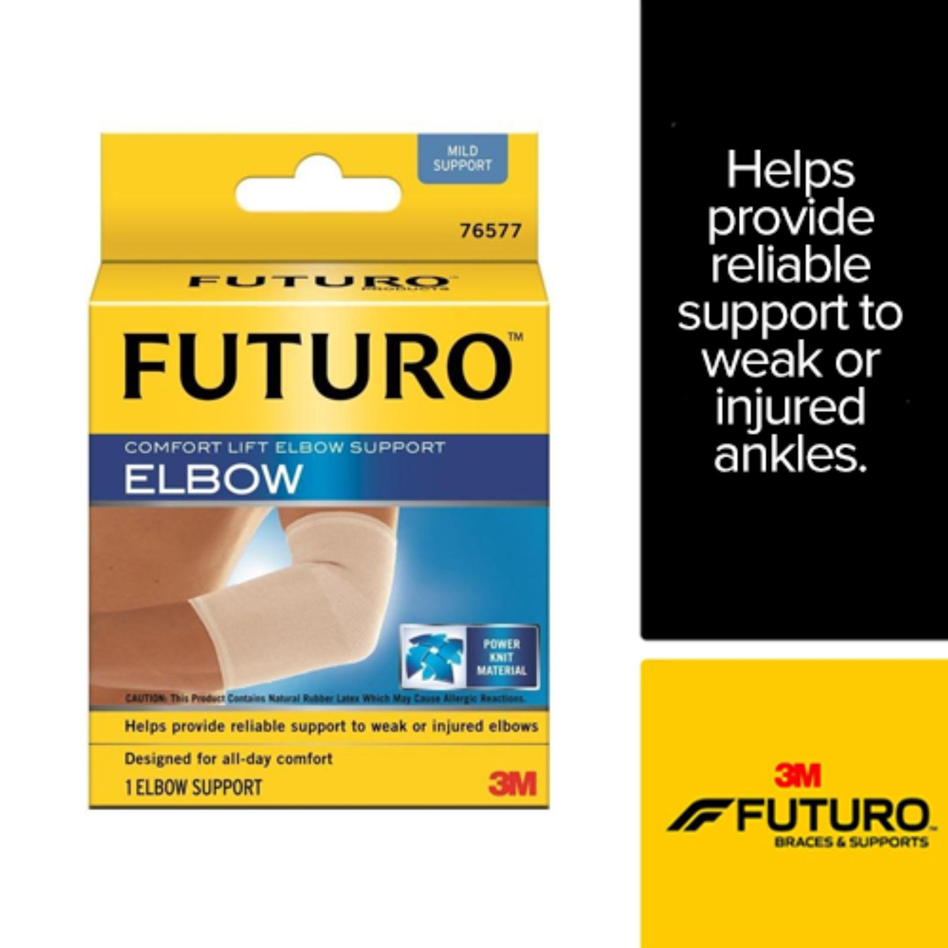 3m Futuro Comfort Lift Elbow Support - Large By 3m Official Store.
