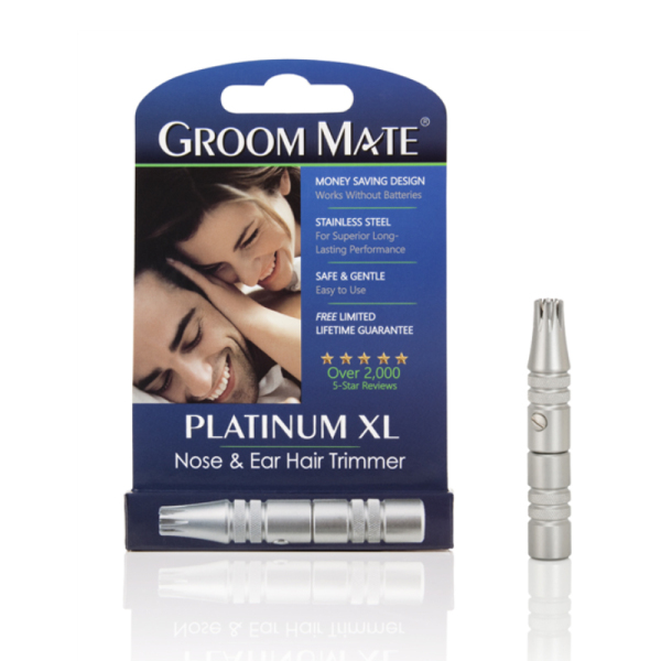 Buy Groom Mate Nose Hair Trimmer Singapore
