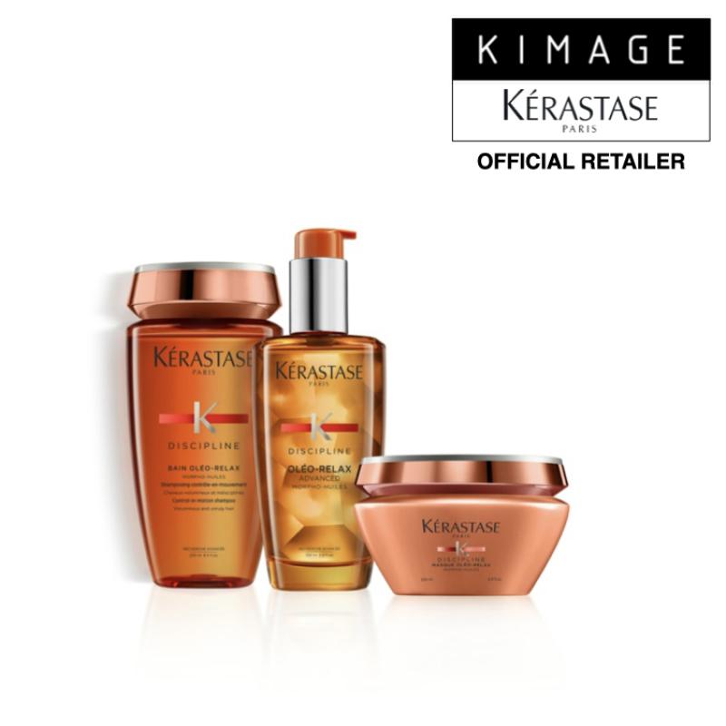Buy Kerastase Oleo Relax Set for Frizzy Hair Singapore