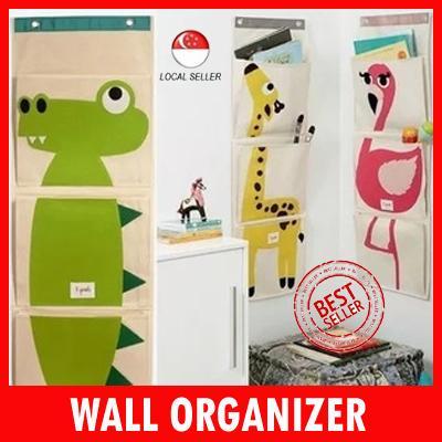[SG Local Seller]  Toys Storage Organizer10 Cute Cartoon Design Storage BoxStorage BinChildren Toy Storage Organizer -  T1108