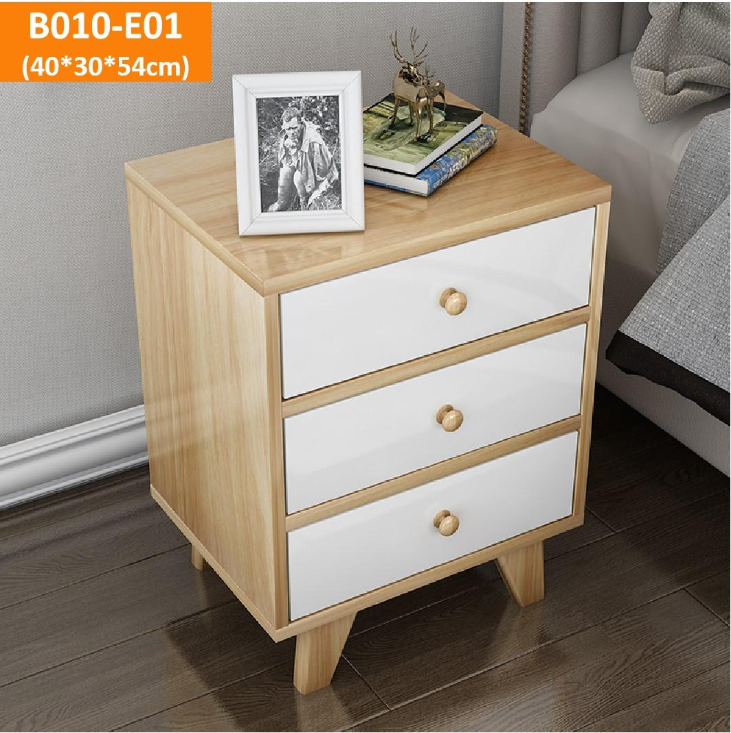 AIDEAL.sg Bedside Table/Cabinet/Drawer, Free delivery and installation