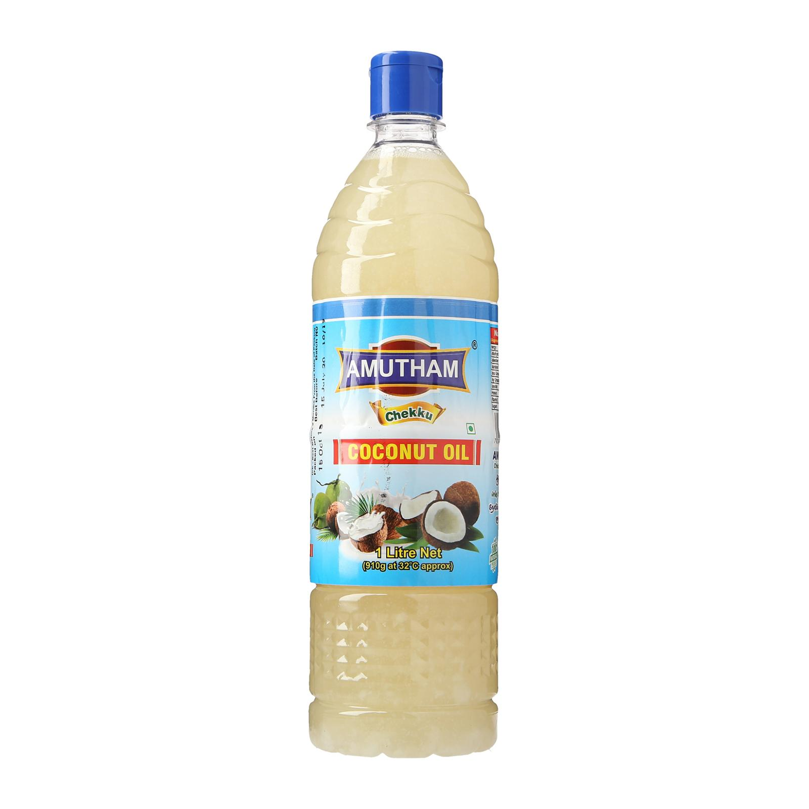 Amutham Chekku Cold Pressed Coconut Oil