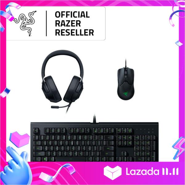 [Bundle] Razer Cynosa Lite + Razer Kraken X Lite + Razer Viper Ambidextrous Singapore