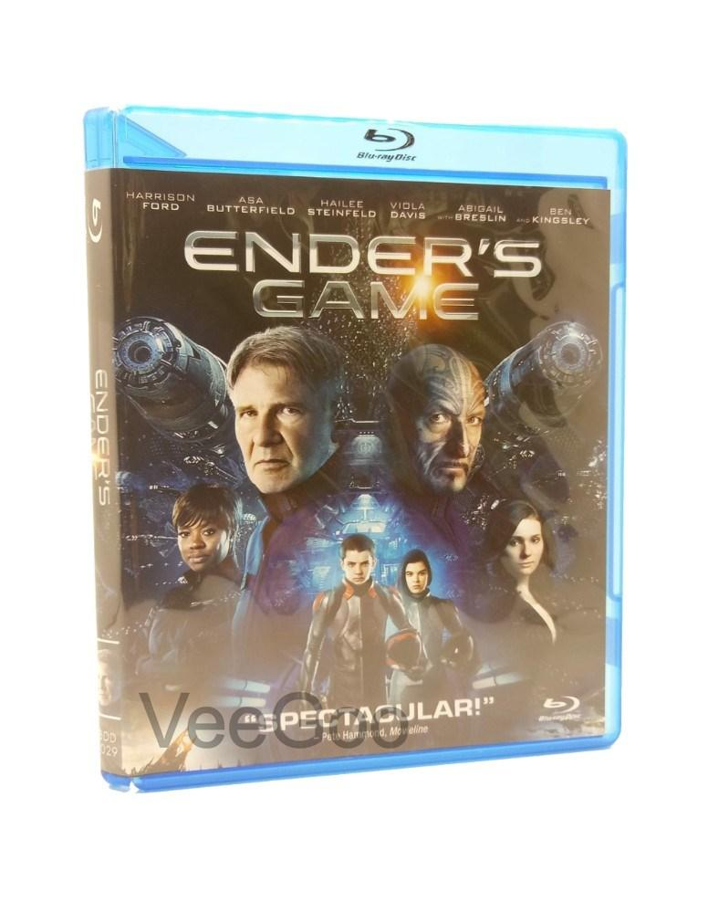 ENDERS GAME BD (PG/RA)