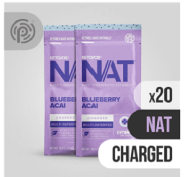 Buy Prüvit KETO//OS NAT® Blueberry Acai (charged) Singapore