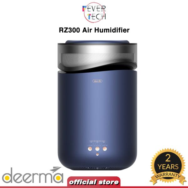 Deerma RZ300 Air Humidifier Aromatherapy Ultrasonic Humificador Thermal Distillation Singapore