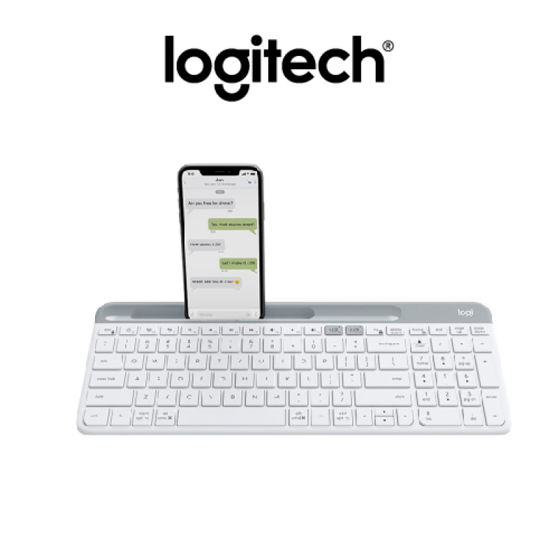 LOGITECH K580 Slim Wireless Multi-Device Keyboard - SG IT Singapore