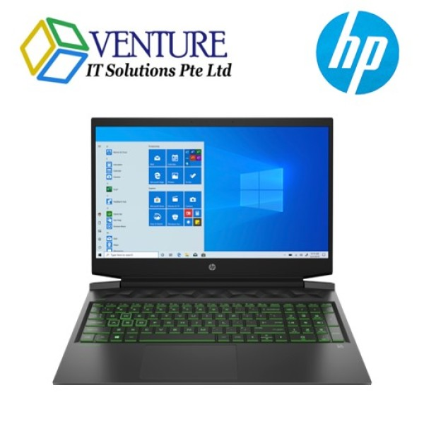HP Pavilion Gaming Laptop 15 dk-GTX1650Ti 4GB/15.6inch 144Hz FHD IPS/ i7-10750H /16GB RAM/1TB PCIe SSD+32GB 3DXpoint /Win10 home/2Y HP Onsite Warranty