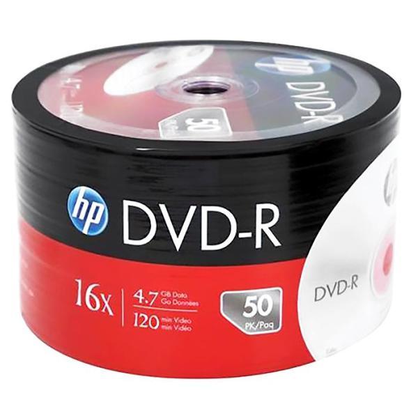 HP DVD-R (50PCS/ROLL)