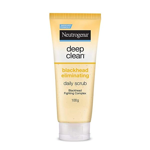 Buy Neutrogena Deep Clean Black Head Eliminating Scrub 100 g(100%-authentic) Singapore