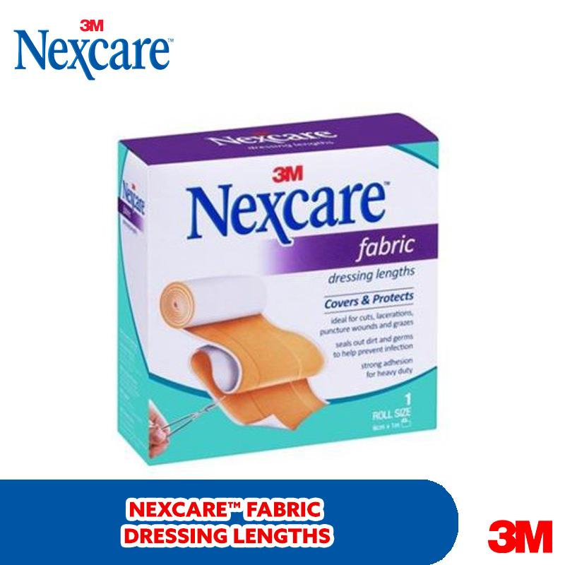3m Nexcare™ Fabric Dressing Lengths By 3m Official Store