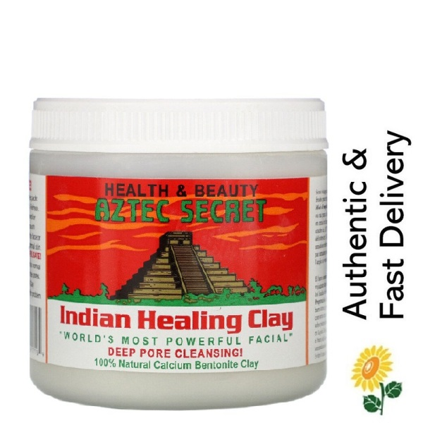 Buy [SG] Aztec Secret Indian Healing Clay, 454g and 908g [Deep Pore Cleansing Facial Mask] Singapore
