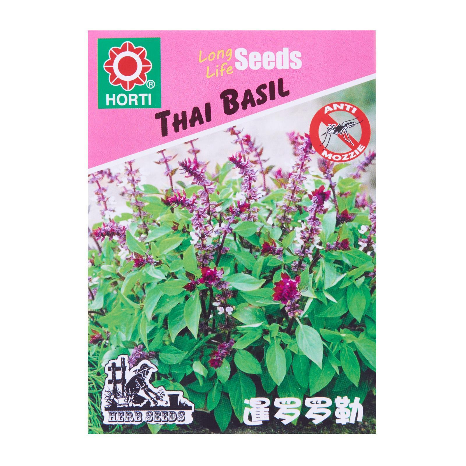 Horti Thai Basil Seeds