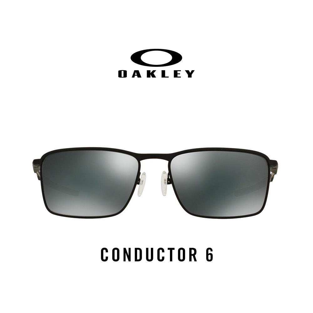 20cdda61e0 Oakley Conductor 6 - OO4106 410601 - Sunglasses