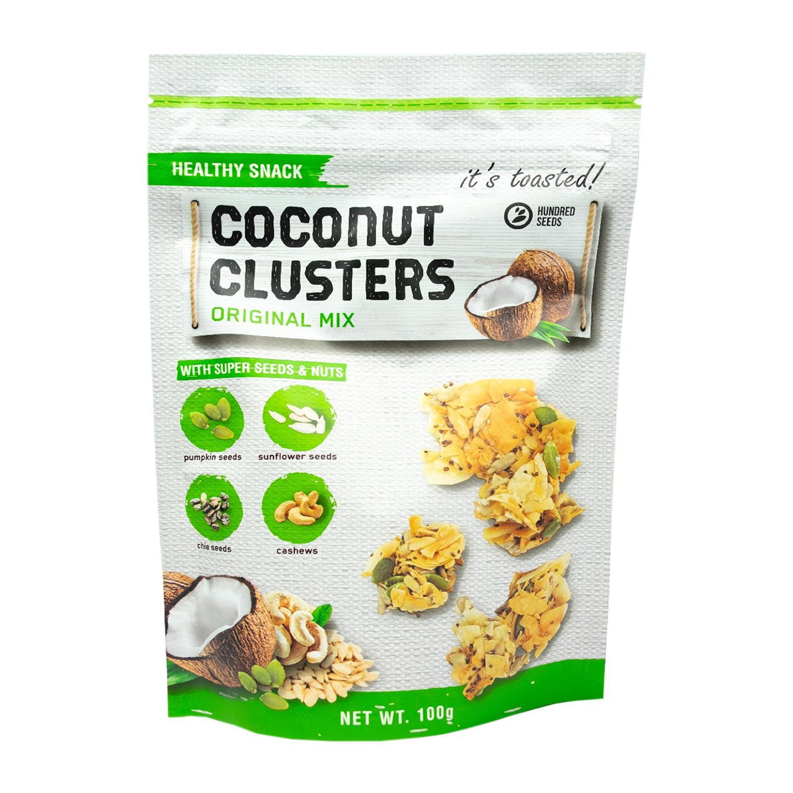 Granola Creations Coconut Cluster - Original Mix - By Sonnamera