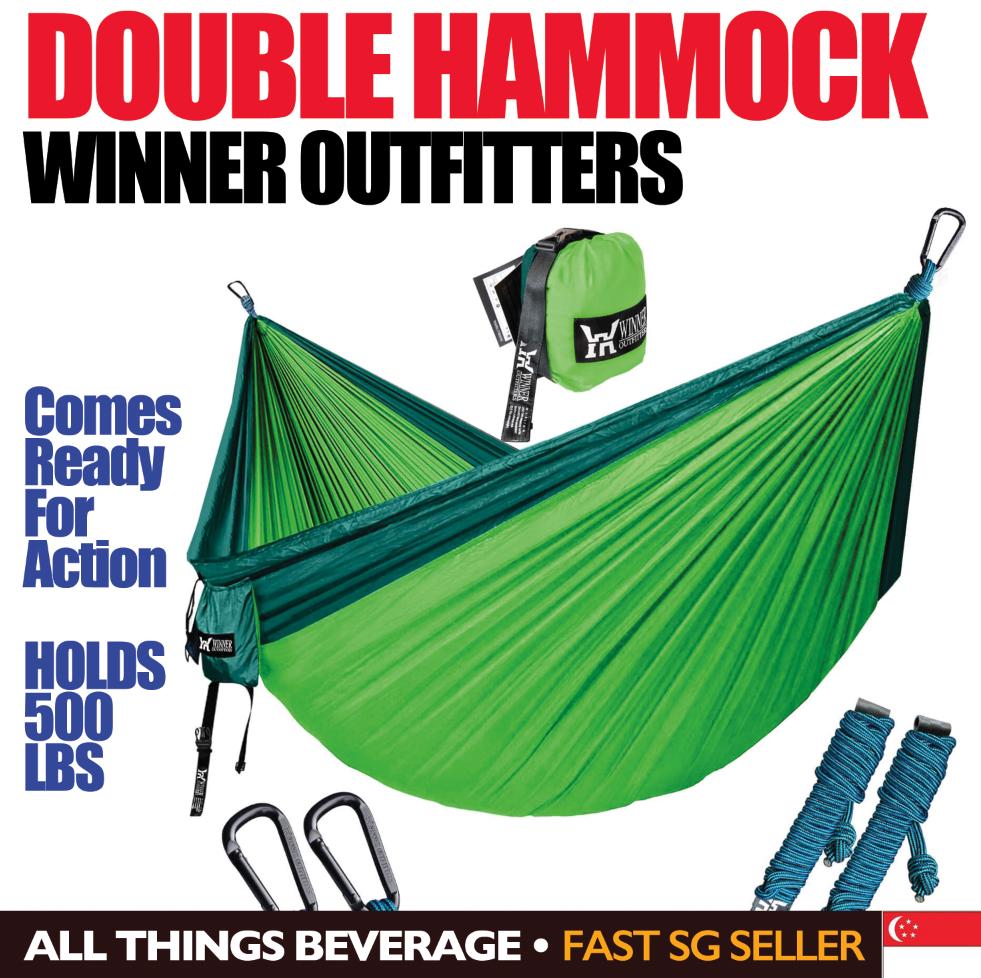 Hanging Chair Hammock Fixing Kit Patio Yard Spring Mount Swivel Hook Camping