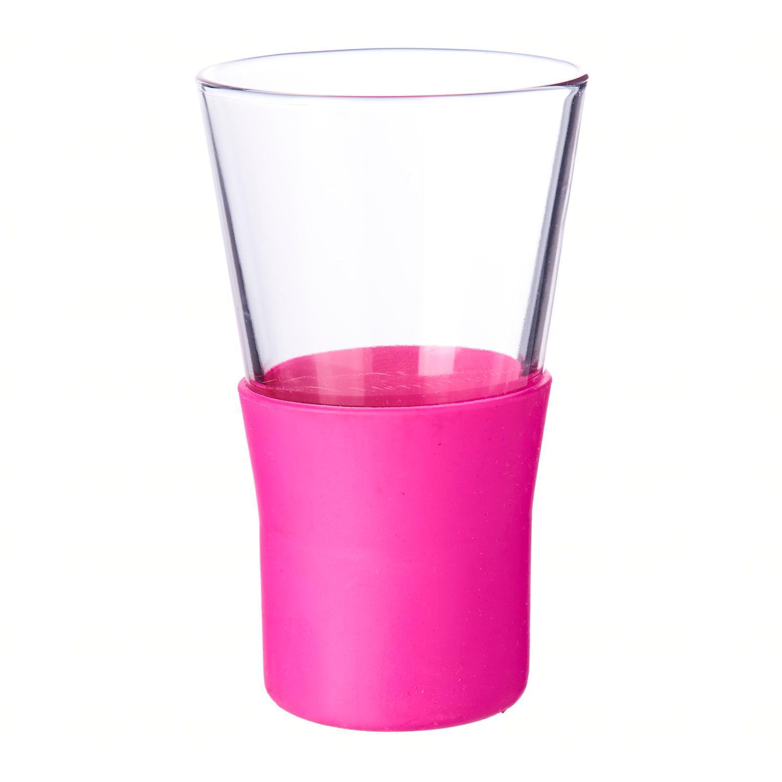 Bormioli Rocco Ypsilon Brio Fuchsia Water Glass 40Cl