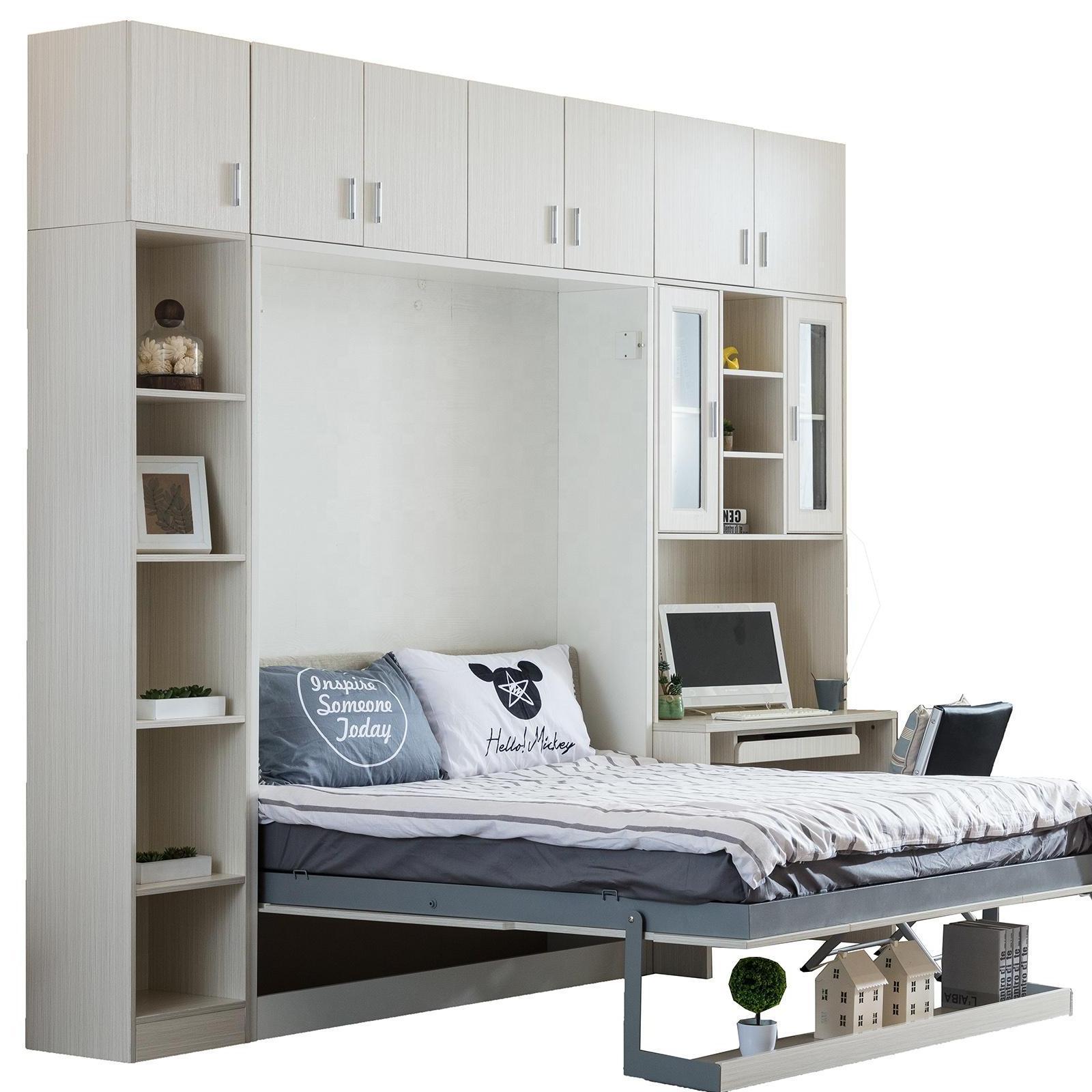 Hot Sale Furniture Set Folding Murphy Wall Bed Mechanism