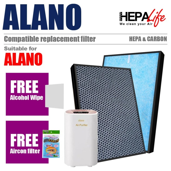 ALANO Compatible Hepa Filter - Hepalife Singapore