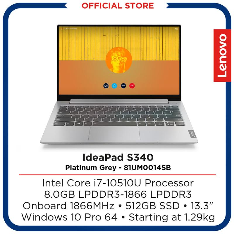 IdeaPad S340 (13, Intel)