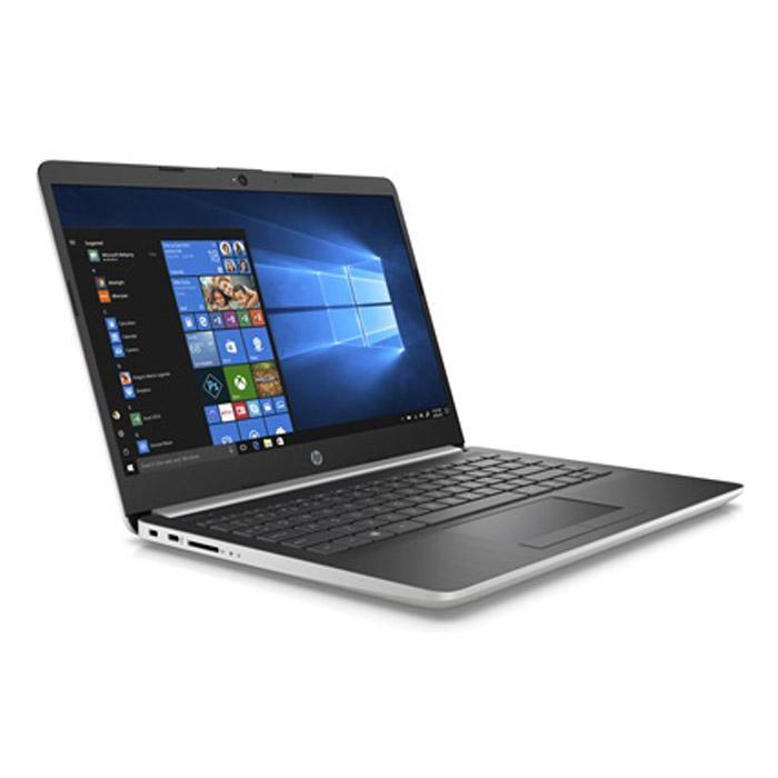 (free Case) HP 14s-cf0036TX 4LP31PA (Intel i5-8th GEN), 8GB RAM, 256SSD Radeon 2GB) (Silver) Win 10