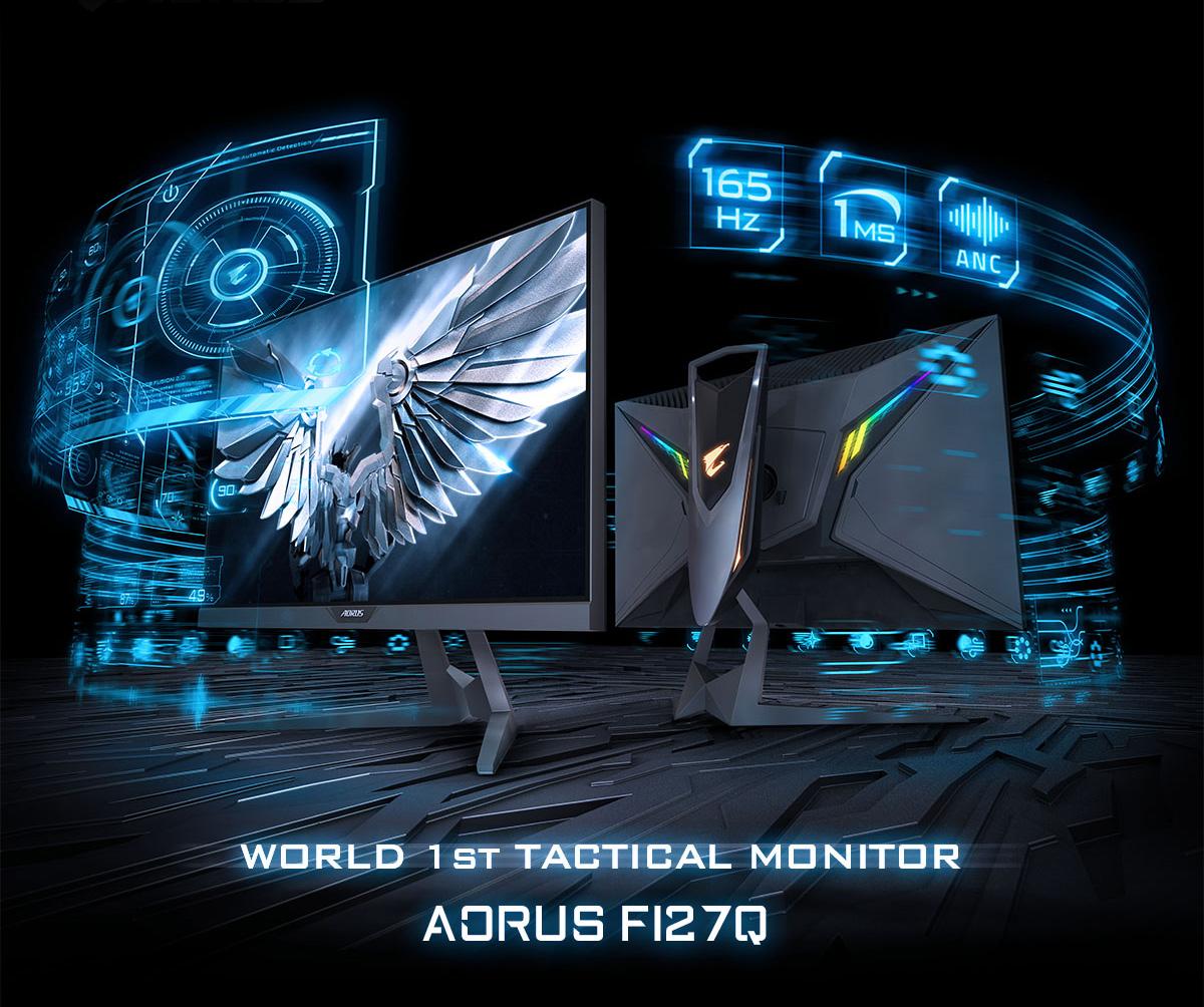 AORUS FI27Q Gaming Monitor