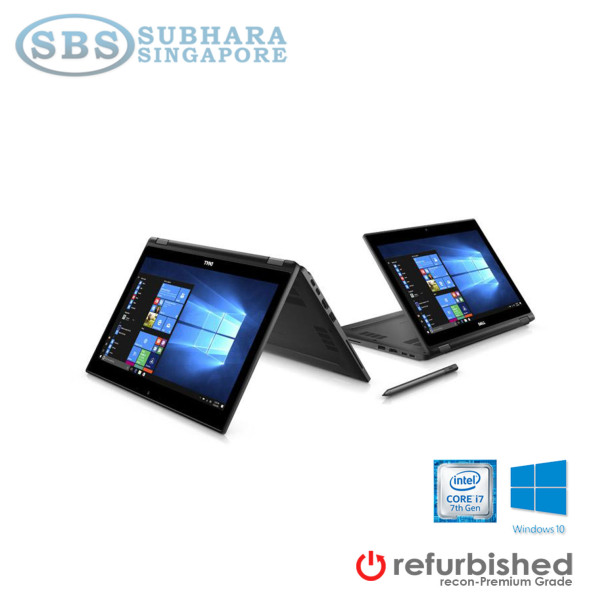 Dell Latitude 5289 12.5 Touchscreen (Intel Core i5-7th gen, 8GB, 256GB SSD) Clearance Sale