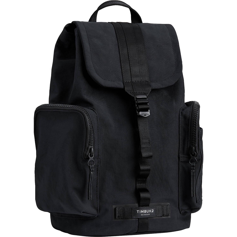 1ec3691d5d9b Timbuk2 Lug Knapsack Backpack Urban Mobility Unisex Holiday Pack-Jet Black