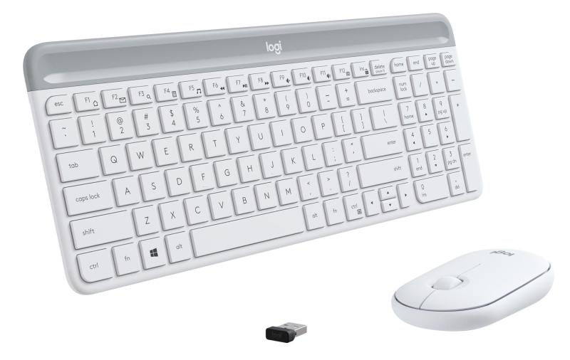 Logitech MK470 Slim Wireless Keyboard and Mouse Singapore