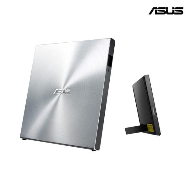 ASUS SDRW-08U5S-U 8X Ultra Slim External DVD Writer (Silver)