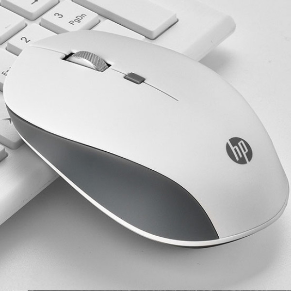 HP S1000 PLUS Silent Wireless Mouse for Gaming Office Adjustable DPI 1600 Wireless Mouse Optical Computer Notebook Laptop PC Mouse