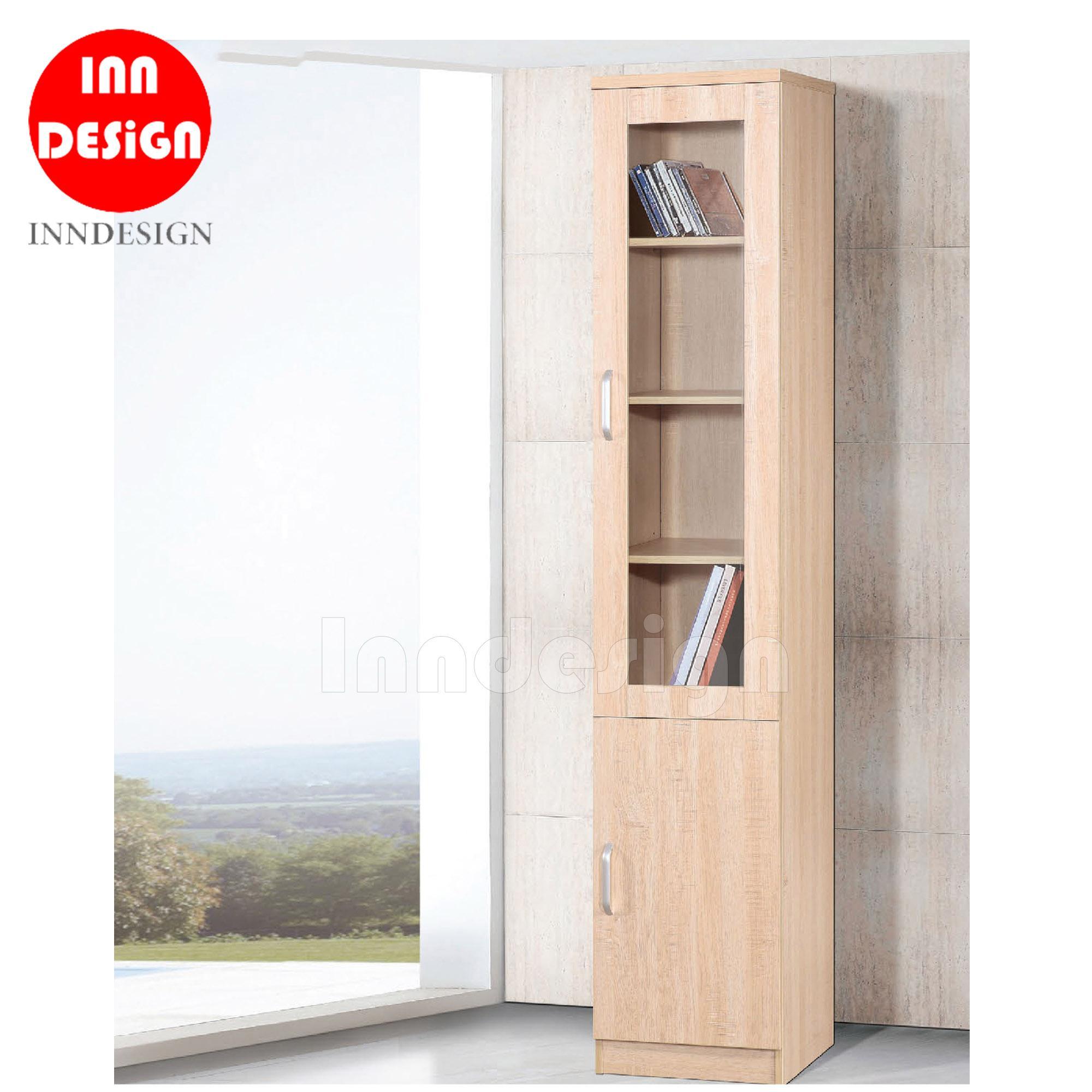 Mojito Display Bookshelf (FULLY MDF)