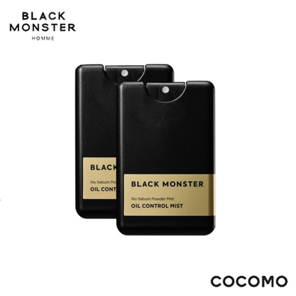 Buy (Black Monster) Oil Control Mist - COCOMO Singapore
