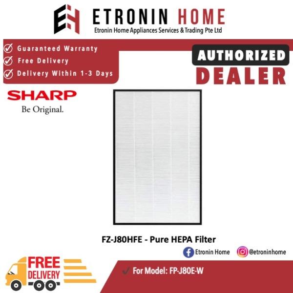 Sharp Fz-D80Hfe Pure HEPA Filter For Fu-D80T Singapore