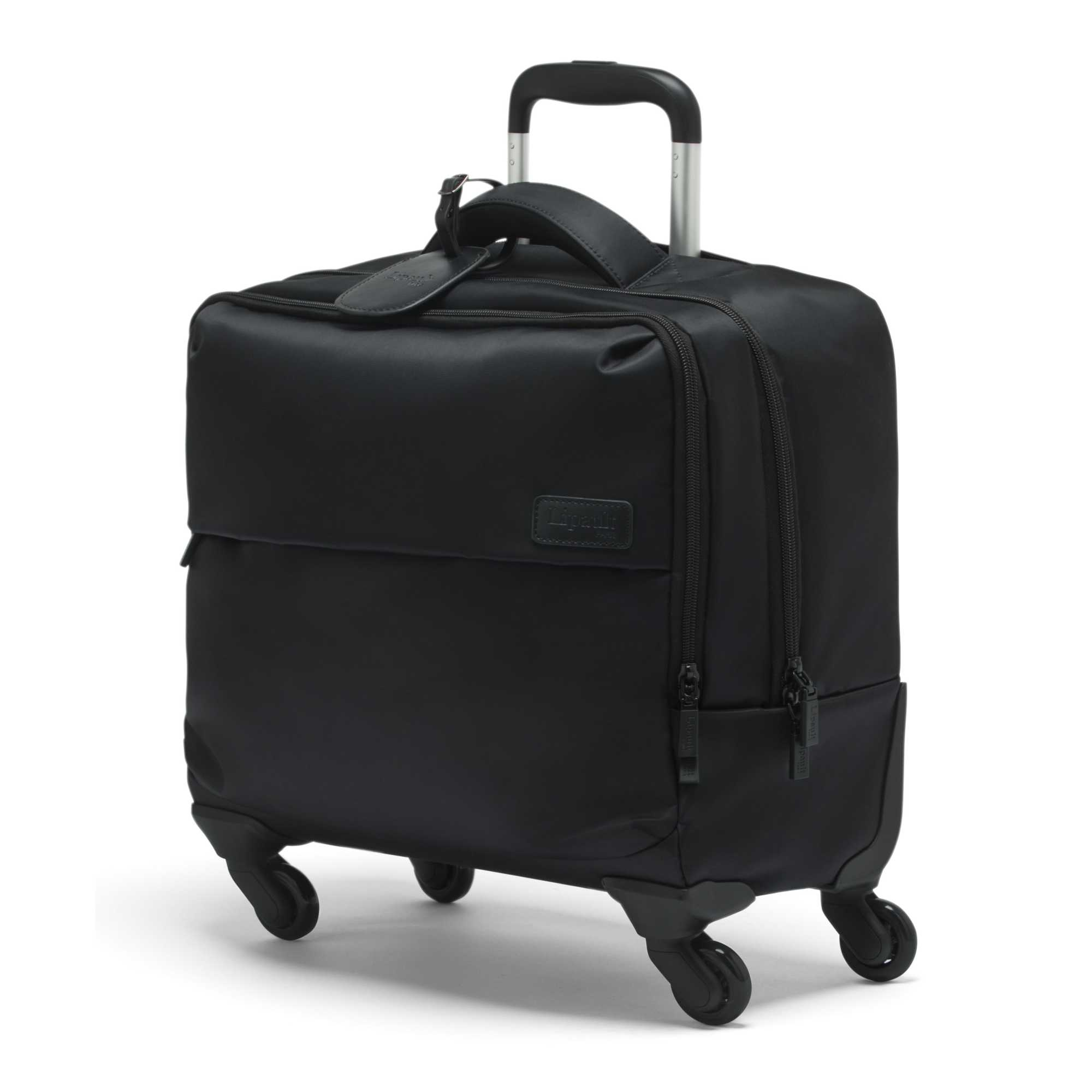 Lipault Paris Plume Business Spinner Rolling Tote 15