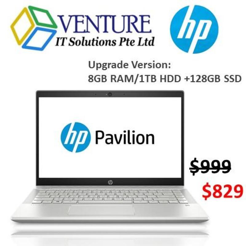 HP Notebook - 15s-du0049tx / i5-8265U / Windows 10 / 15.6FHD 1920X1080 / 8 GB RAM / 512GB SSD/ NVIDIA® GeForce®MX150 2GB