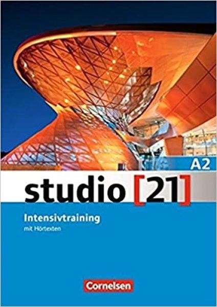 studio 21 A2 Intensivtr.AH+CD * pre order * pre order