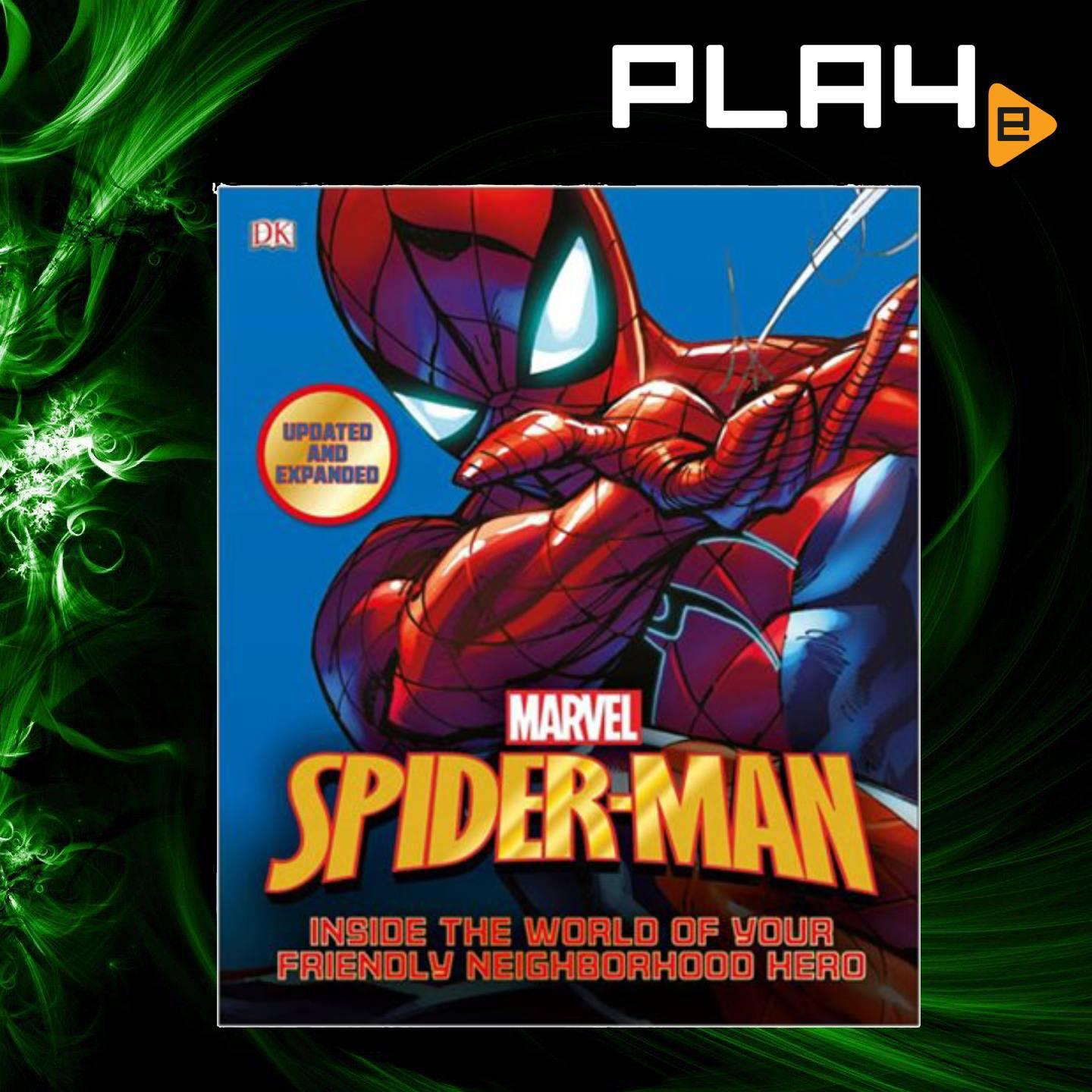 Spider-Man: Inside the World Updated Hardcover