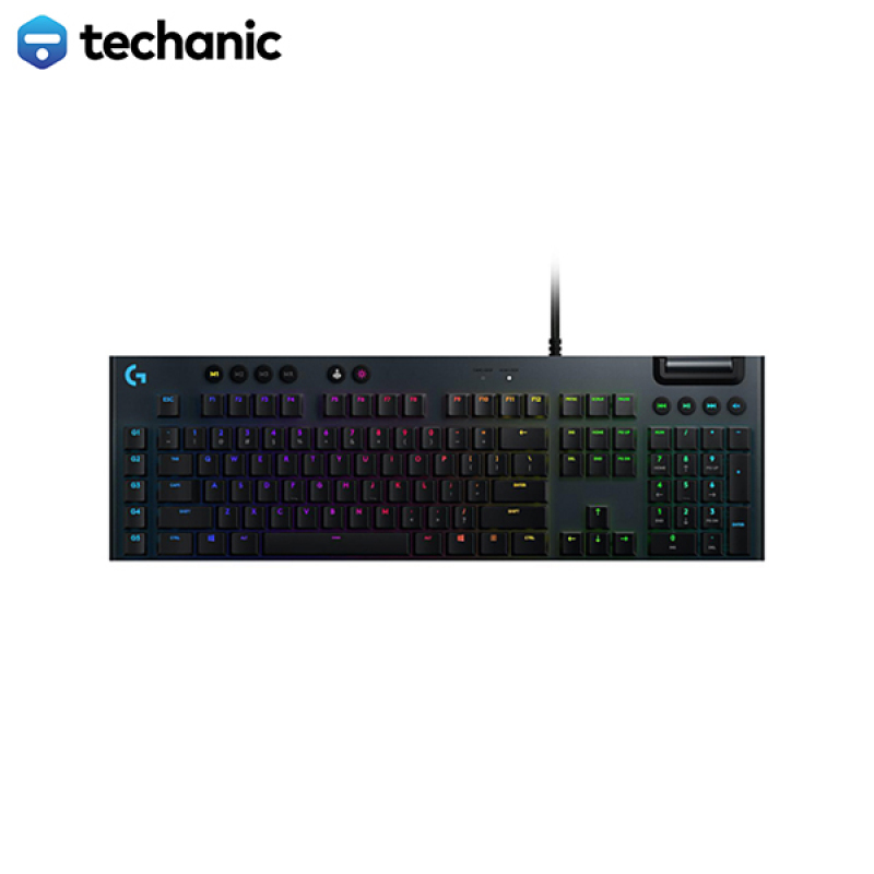 LOGITECH G815 MECHANICAL KEYBOARD LINEAR Singapore