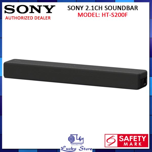 (Bulky) SONY HT-S200F 2.1CH COMPACT SOUNDBAR WITH BLUETOOTH, SONY SINGAPORE WARRANTY Singapore