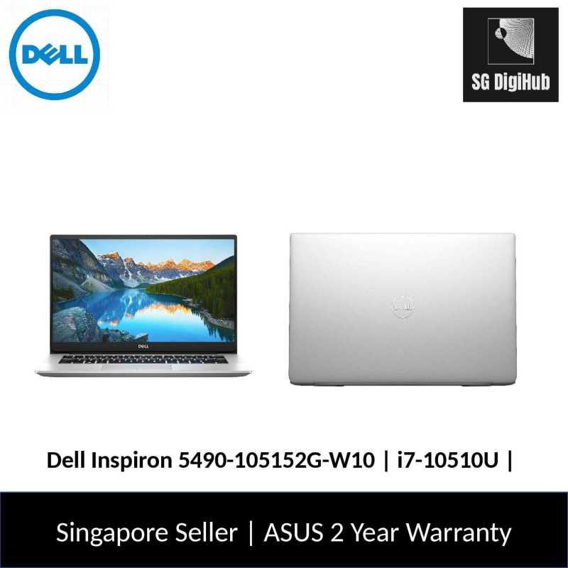 Dell Inspiron    i7-10510U   12GB RAM   512GB SSD   NVIDIA MX230   2Y Warranty   5490-105152G-W10