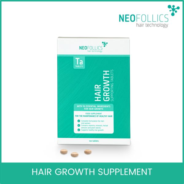 Buy Neofollics Hair Growth DHT Inhibitor Supplement. Specially Formulated with 16 Essential Ingredients to Stimulate Hair Growth from Inside Out Singapore