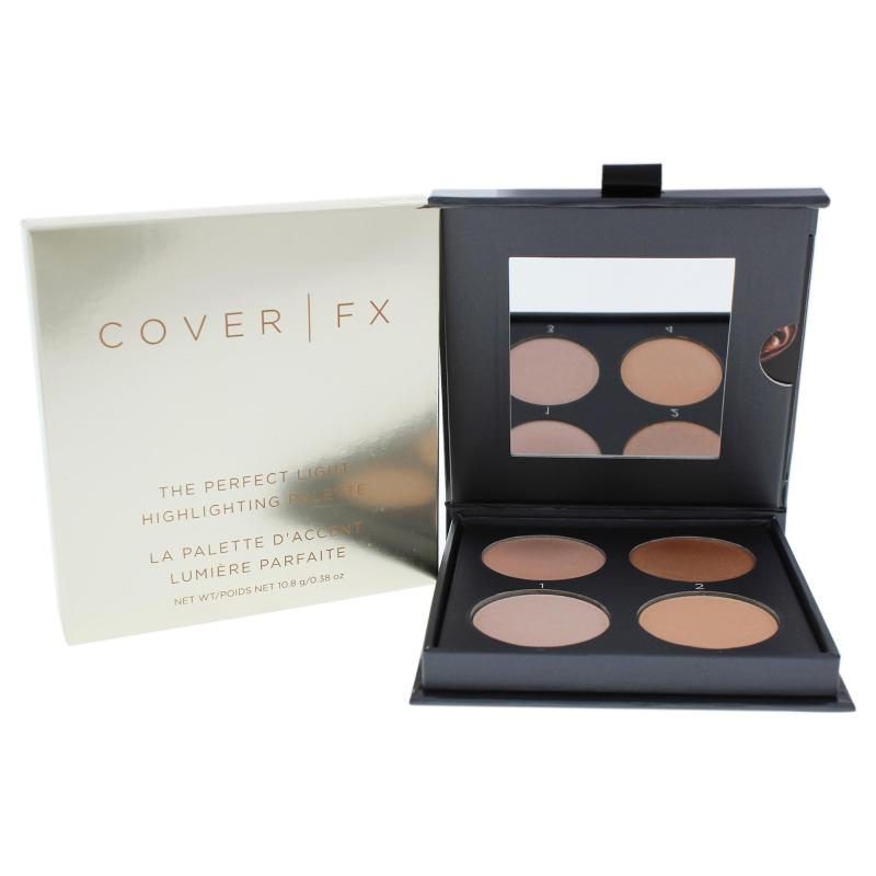 Buy Cover FX The Perfect Light Highlighting Palette - Light Medium - 0.38 oz Highlighter Singapore