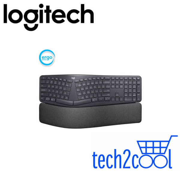 Logitech Ergo K860 Split Ergonomic Wireless Keyboard Singapore