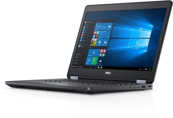 DELL LATITUDE E5470 (BEST USED LAPTOP FOR OFFICE)  I7-6820HQ 6TH GEN 8GB RAM,256GB SSD WINDOWS 10 PRO