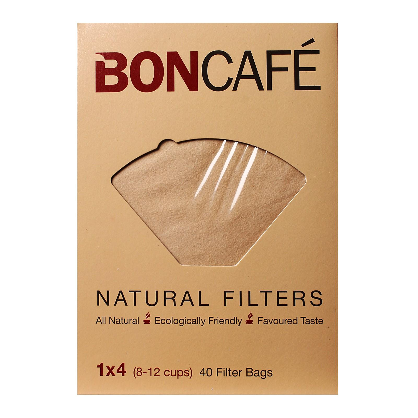 Boncafe Natural Filters (8-12 Cups)