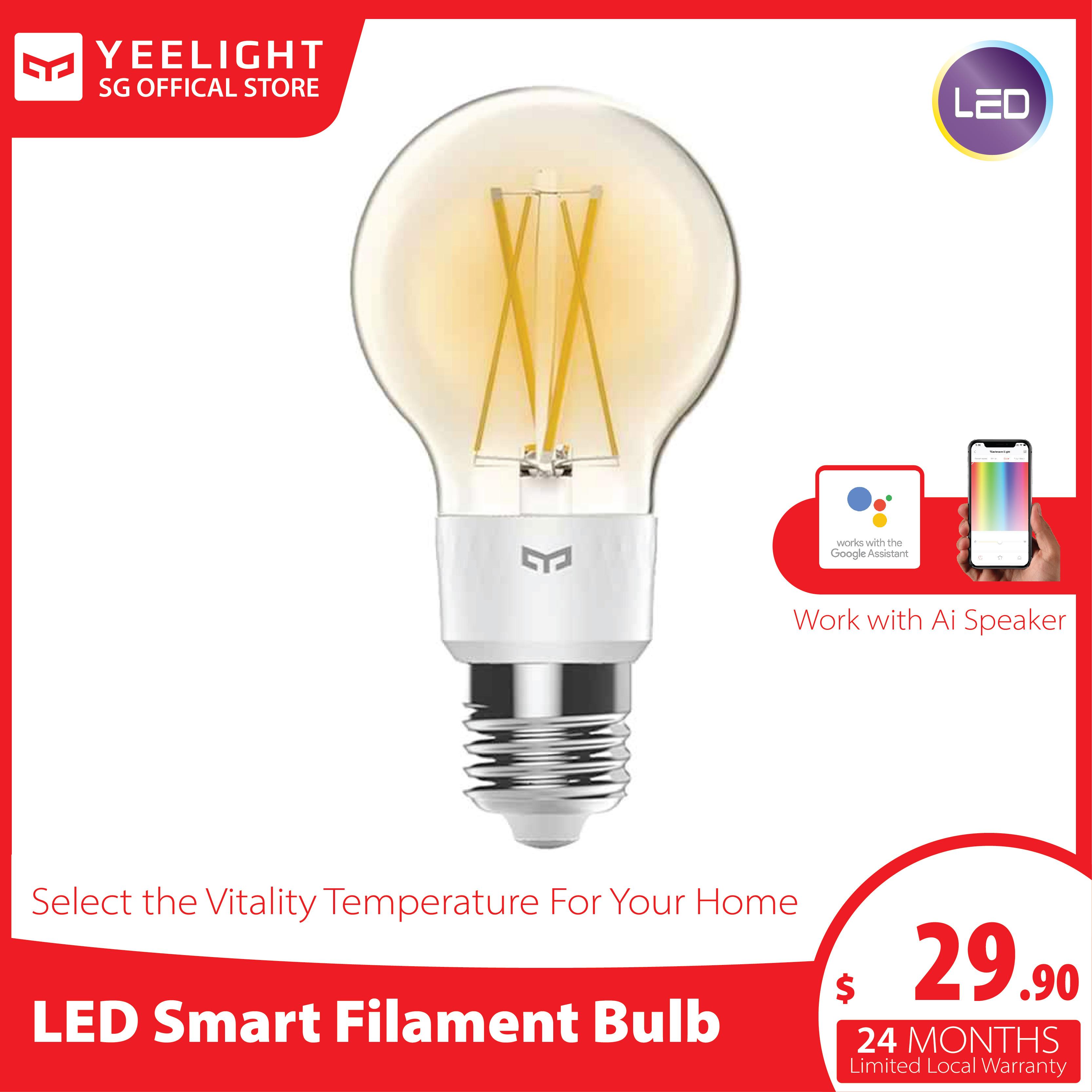 Yeelight LED Filament Bulb