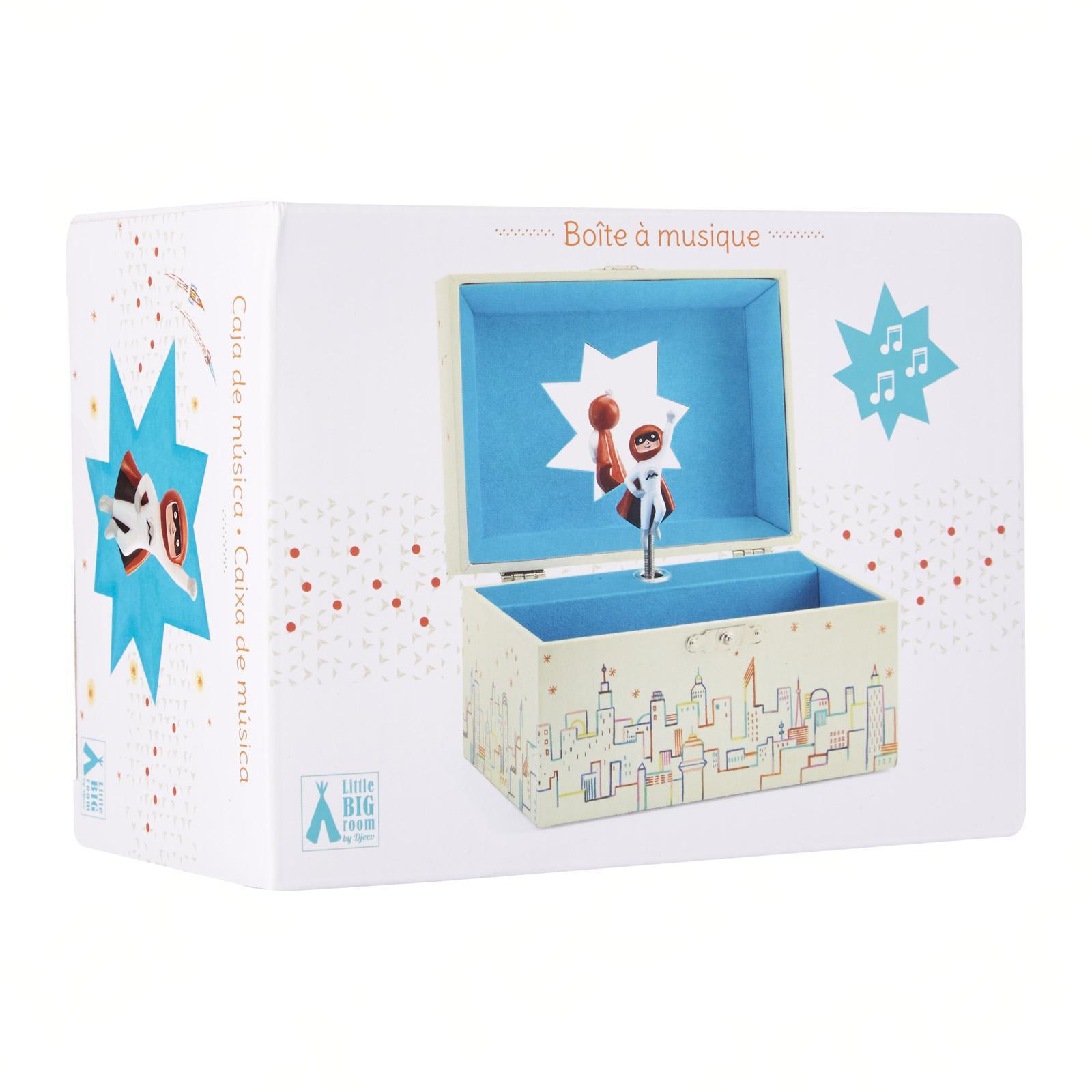 Djeco Mister Moon'S Melody Musical Box