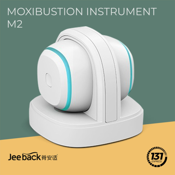 Buy Xiaomi Jeeback Moxibustion Instrument M2 [ Smokeless, Regulating Qi & Blood, Relief Fatigue, Body Relaxation, 3-Mode, 50 ~ 70°C, Smart Temperature Control, Timer Setting, Overheating Protection, Magnetic Wireless Charging, Rechargeable, Health Appliance] Singapore